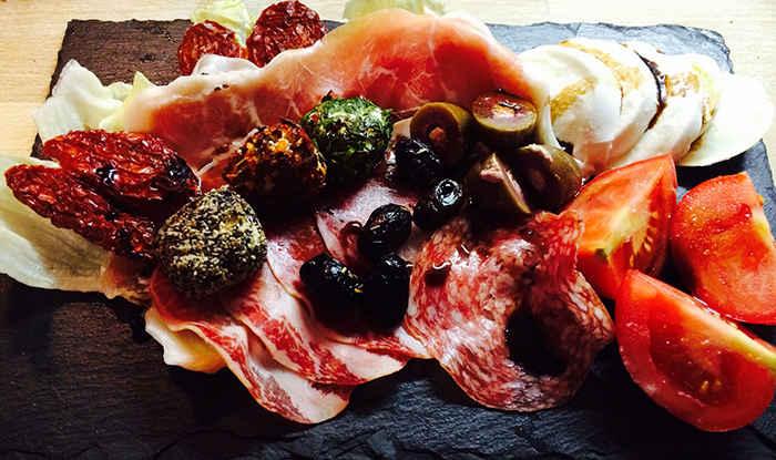 Italian lover platte