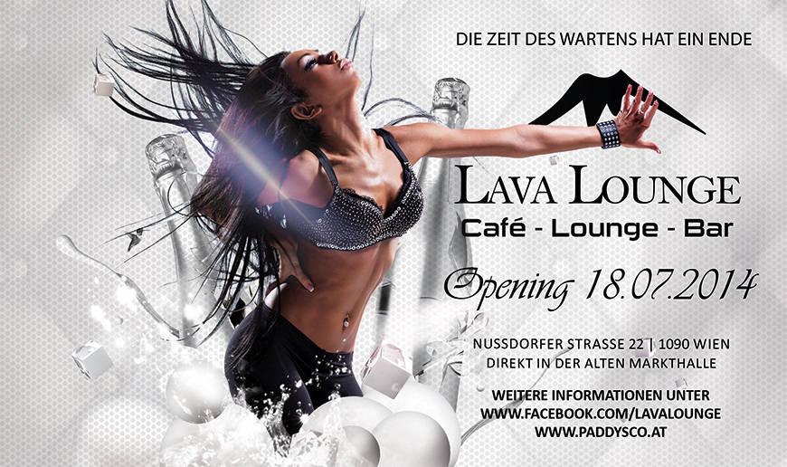 Eröffnung Lava Lounge