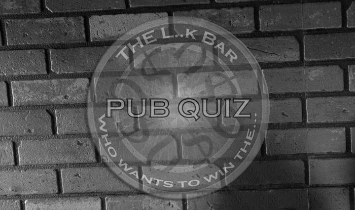 News Pub Quiz - New