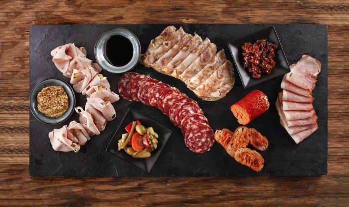 Lava Lounge Food Platters