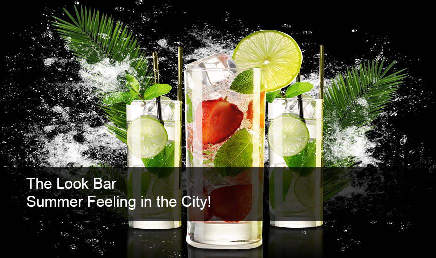 Cocktails in der Look Bar