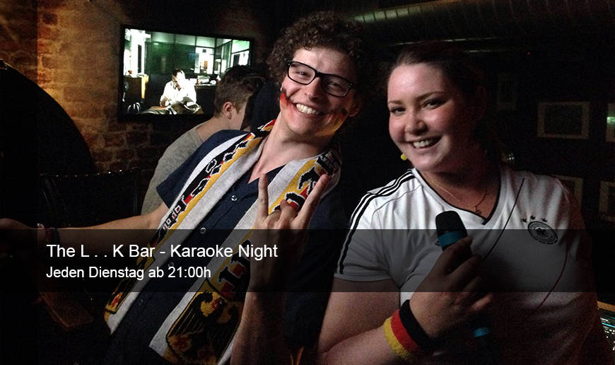 Karaoke Night 08.07.2014