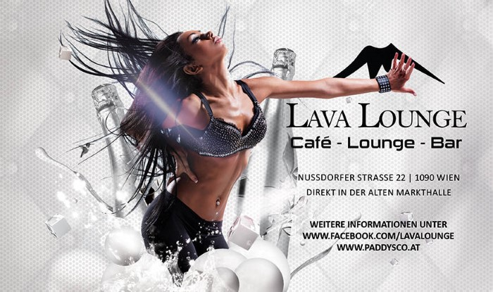 Ab ins Wochenende - Lava Lounge