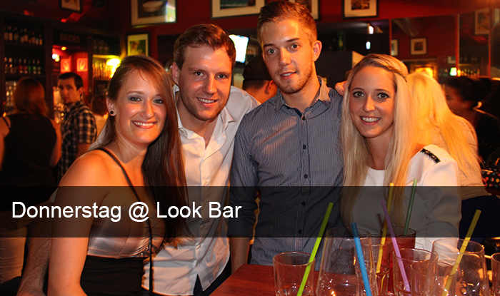 Donnerstag Look Bar 31072014