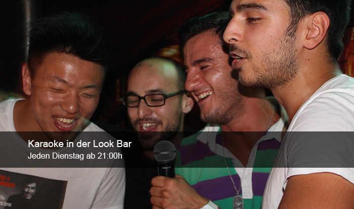 Karaoke Look Bar 05082014