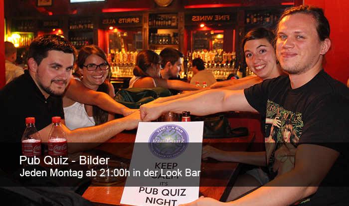 Pub Quiz 12.08.2014