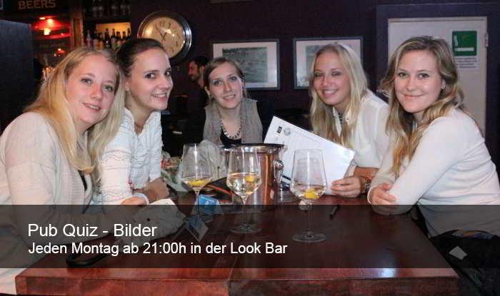 Pub Quiz 01.09.2014