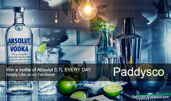 Paddysco - Win